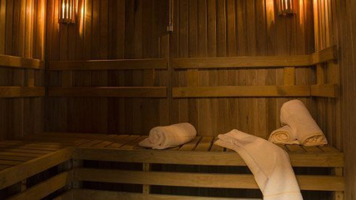 Sauna & hidromassagem Regency Park Hotel + Spa - Montevideo